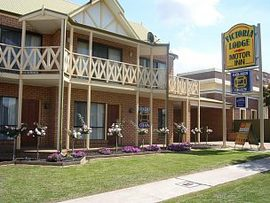Victoria Lodge Motor Inn and Apartments - Accommodation Great Ocean Road