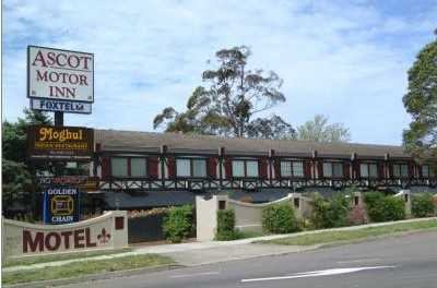 Ascot Motor Inn - Accommodation Great Ocean Road