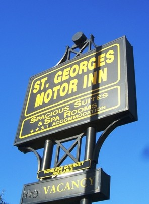 St Georges Motor Inn - Accommodation Great Ocean Road