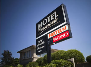 Cessnock Motel - Accommodation Great Ocean Road