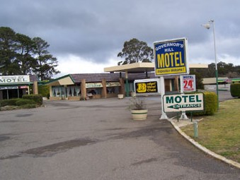 Governors Hill Motel - Accommodation Great Ocean Road