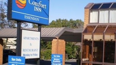 Comfort Inn  Suites Essendon - Accommodation Great Ocean Road