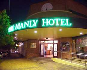 The Manly Hotel - Accommodation Great Ocean Road