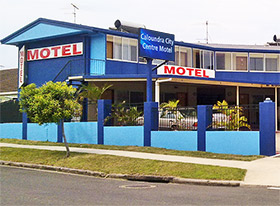 City Centre Motel - Accommodation Great Ocean Road