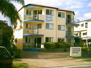 River Sands Holiday Apartments - Accommodation Great Ocean Road
