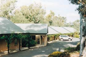 Burra Motor Inn - Accommodation Great Ocean Road
