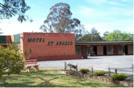 Motel St Arnaud - Accommodation Great Ocean Road