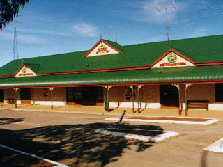 Kimba Community Hotel/motel - Accommodation Great Ocean Road