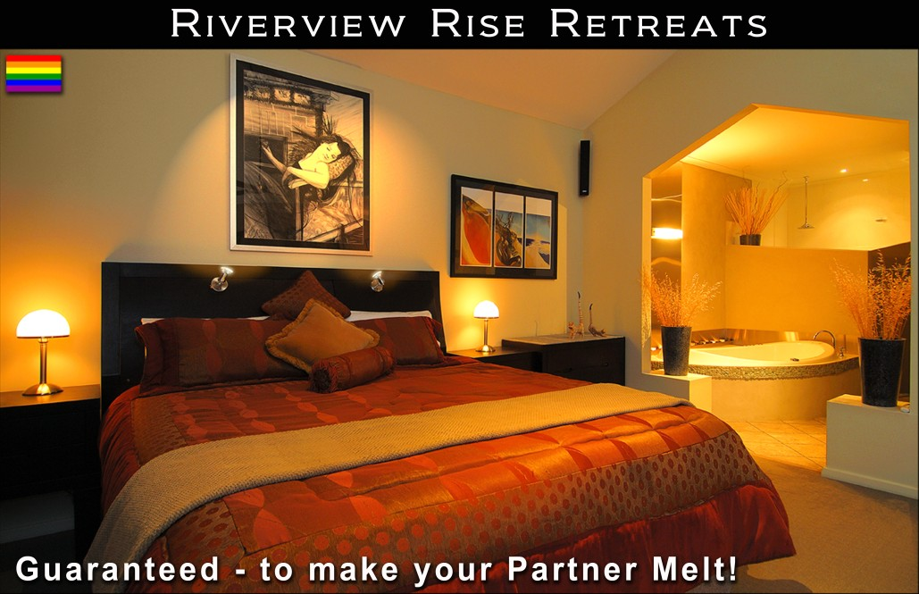 Riverview Rise Retreats - Accommodation Great Ocean Road