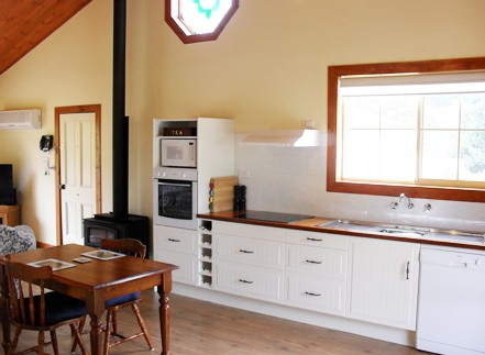 The Old Oak Bed and Breakfast - The Shearing Quarters - Accommodation Great Ocean Road
