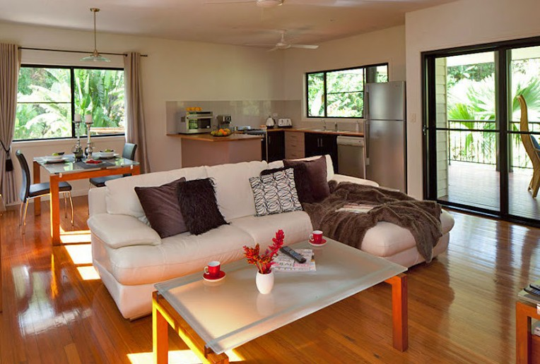 Misty Mountains Tropical Rainforest Romantic Retreat - Accommodation Great Ocean Road