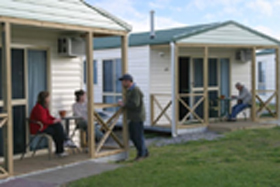 Discovery Holiday Parks Devonport Cosy Cabins - Accommodation Great Ocean Road