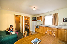 Leisureville Caravan Park - Accommodation Great Ocean Road