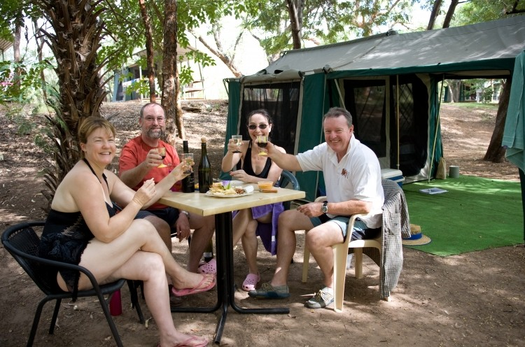 Adels Grove Camping Park - Accommodation Great Ocean Road