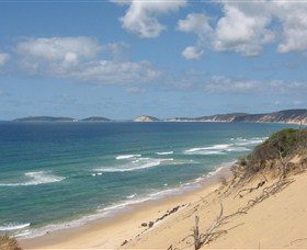 Rainbow Beach Hire-a-camp - Accommodation Great Ocean Road