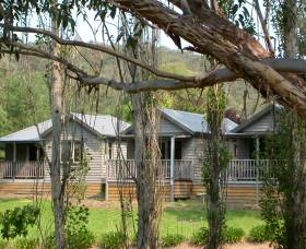 The Homestead Cabins Brogo - Accommodation Great Ocean Road