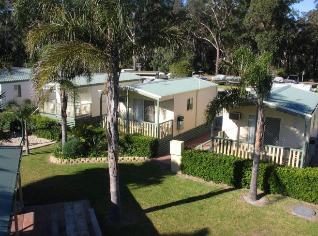 Jervis Bay Caravan Park - Accommodation Great Ocean Road