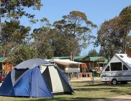 BIG4 Moruya Heads Easts at Dolphin Beach Holiday Park - Accommodation Great Ocean Road