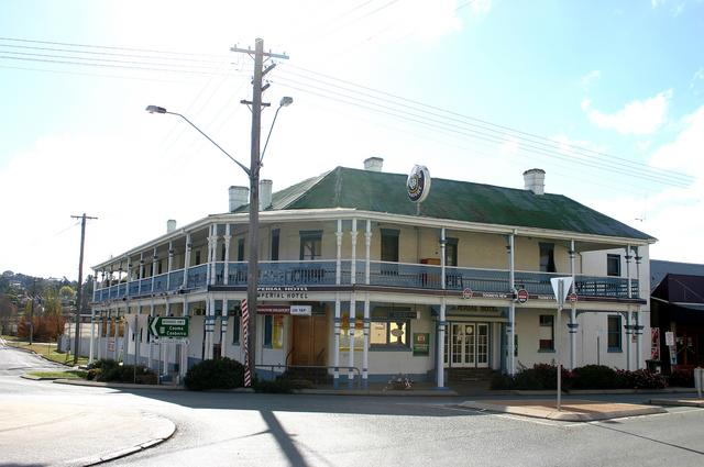 Imperial Hotel Bombala - Accommodation Great Ocean Road