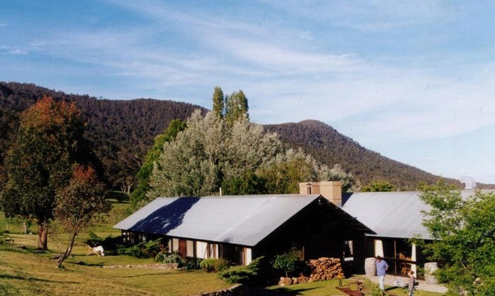 Crackenback Farm Mountain Guesthouse - Accommodation Great Ocean Road
