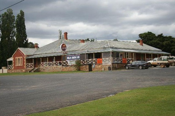 Buckleys Crossing Hotel - Accommodation Great Ocean Road