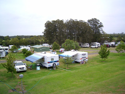 Dawson River Tourist Park - Accommodation Great Ocean Road