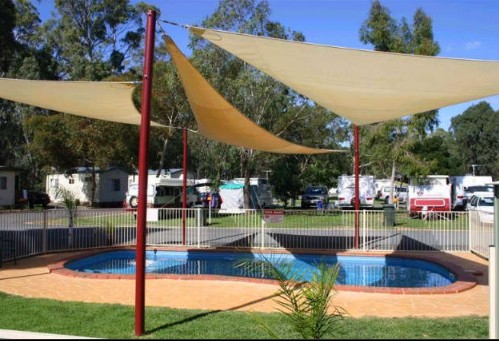 Deniliquin Riverside Caravan Park - Accommodation Great Ocean Road