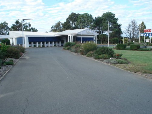 Byer Fountain Motor Inn - Accommodation Great Ocean Road