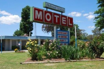 Holbrook Settlers Motel - Accommodation Great Ocean Road
