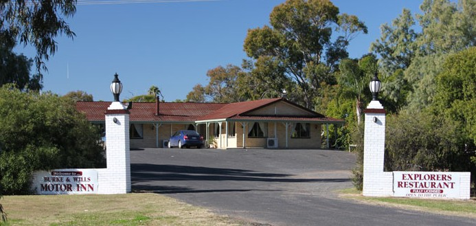 Burke and Wills Motor Inn - Moree - Accommodation Great Ocean Road
