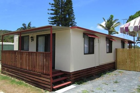BIG4 Capricorn Palms Holiday Village - Accommodation Great Ocean Road