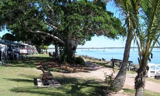 Burrum Heads Beachfront Tourist Park - Accommodation Great Ocean Road