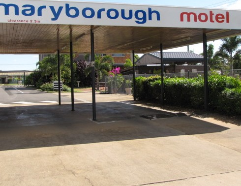Maryborough Motel and Conference Centre - Accommodation Great Ocean Road