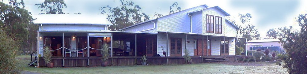 Tin Peaks Bed and Breakfast - Accommodation Great Ocean Road