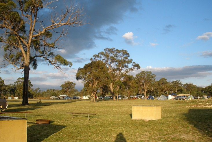 Sommerville Valley Tourist Park - Accommodation Great Ocean Road