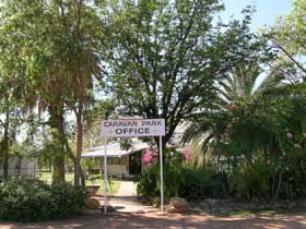 Blackall Caravan Park - Accommodation Great Ocean Road