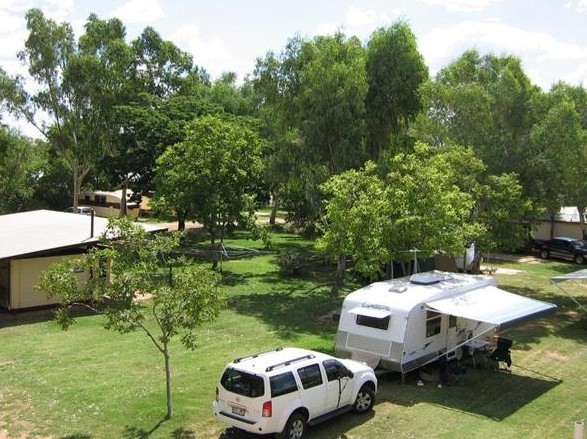 BAILEY BAR CARAVAN PARK - Accommodation Great Ocean Road