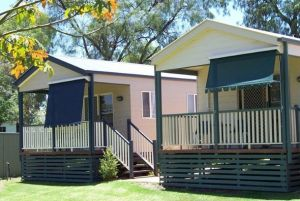 Dalby Tourist Park - Accommodation Great Ocean Road