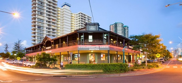 Coolangatta Sands Hostel - Accommodation Great Ocean Road