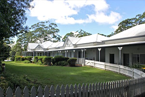 Woodleigh Homestead Bed  Breakfast - Accommodation Great Ocean Road