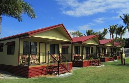 Big 4 Capricorn Palms Holiday Village - Accommodation Great Ocean Road