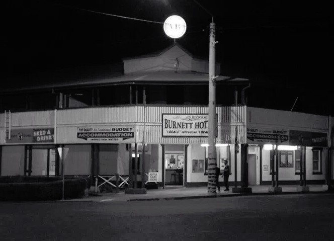 Burnett Hotel - Accommodation Great Ocean Road