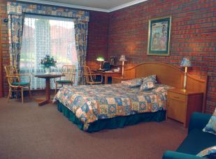 Sovereign Park Motor Inn - Accommodation Great Ocean Road
