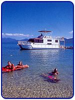 Hinchinbrook Rent A Yacht And House Boat - Accommodation Great Ocean Road