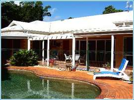 Tropical Escape Bed  Breakfast - Accommodation Great Ocean Road