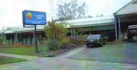 Comfort Inn Parkview - Accommodation Great Ocean Road