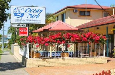 Ocean Park Motel and Holiday Apartments - Accommodation Great Ocean Road