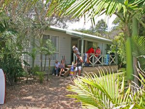 One Mile Beach Holiday Park - Accommodation Great Ocean Road
