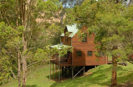 Hookes Creek Forest Retreat - Accommodation Great Ocean Road