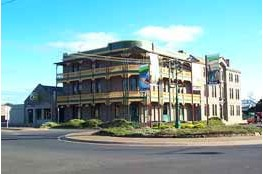 Quality Hotel Bentinck - Accommodation Great Ocean Road